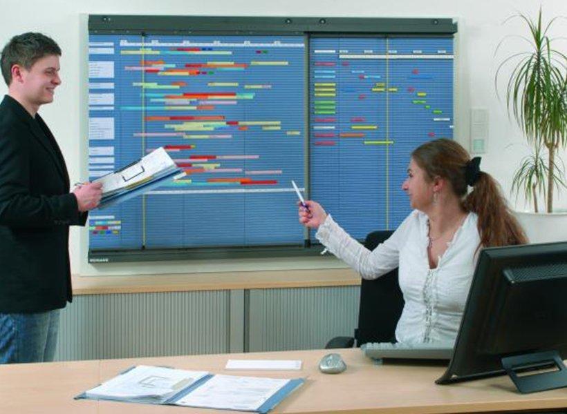 Plantafeln von WEIGANG zum Organisieren, Visualisieren, Priorisieren